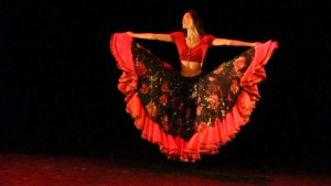 cigány táncos