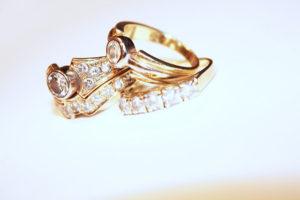 Fehérarany eljegyzési gyűrűk