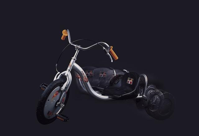 Triciklik különféle változatban