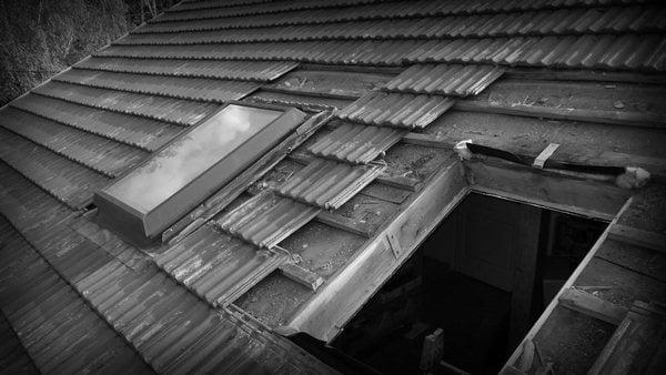 tetőablak javítás